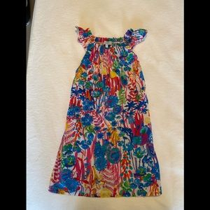 Cz by Caroline Zapf floral dress size 12